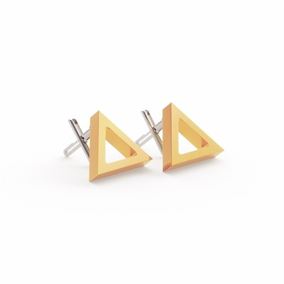 Baqless(バックレス) Purity Triangle Gold