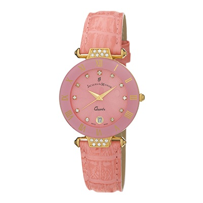 Jacques du Manoir(ジャック・ドゥ・マノワール) Rainbow Collection R-BPL(Baby Pink 33mm)